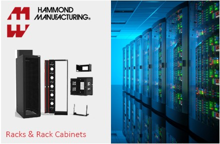 Hammond Manufacturing products authorized dealer gap wireless
