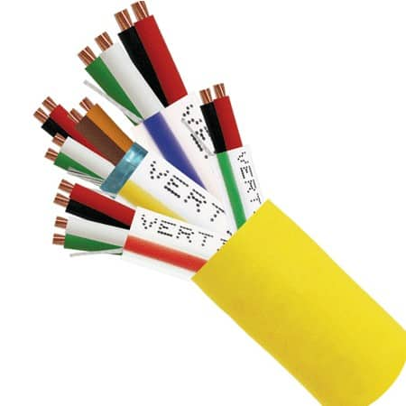 Vertical Cable control cable