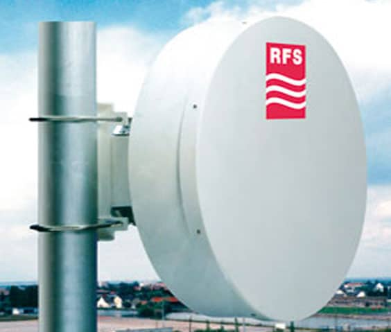 radio frequency systems RFS microwave antennas