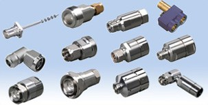 Amphenol RF connectors