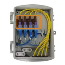 UCL Swift Single Mode, UPC, 900 micron Connector, SC-SM-UPC-09, Mulit-Mode, OM3, UPC, 900 micron LC Splice-On Connector