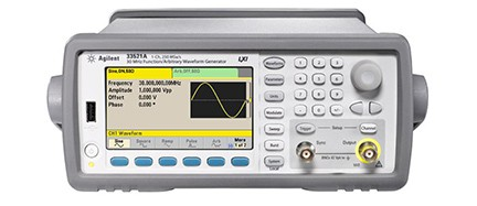 Keysight Function Generators available at Gap Wireless