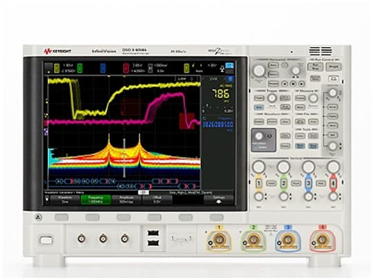 Keysight InfiniiVision Oscilloscope X-6000 Oscilloscope buy now at gap wireless