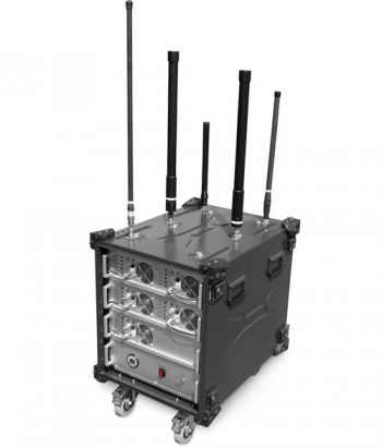 Dedrone RF and GPS Jammer