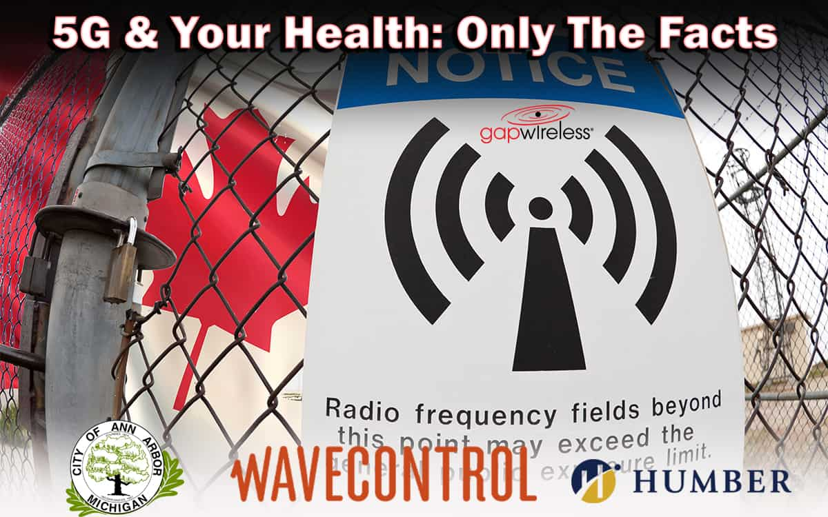 5G and Your Health only the facts webinar