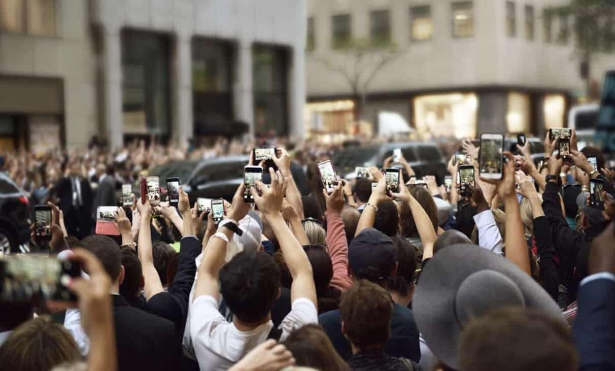 5g crowd sourcing