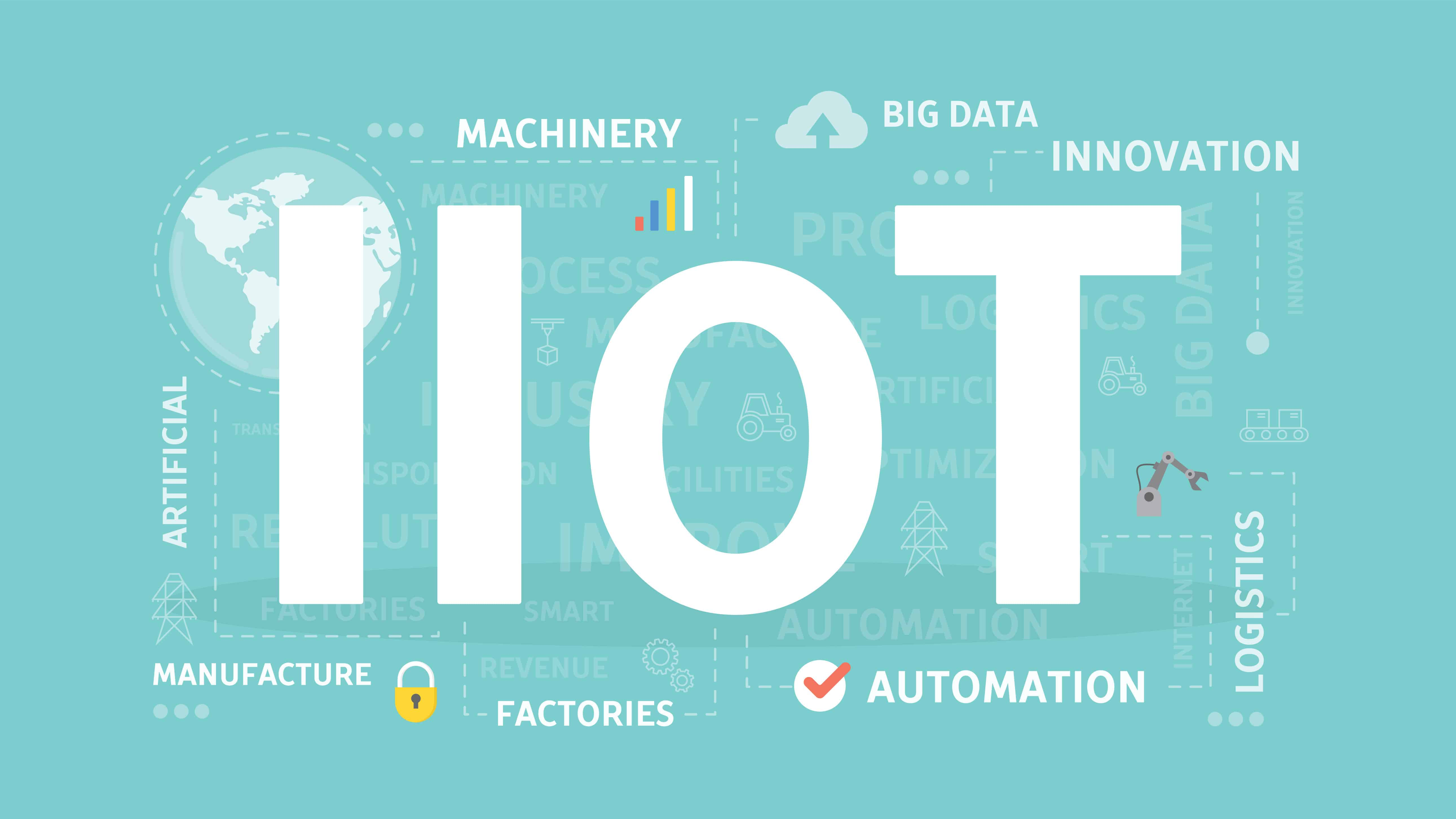 The Industrial Internet of Things and 5G