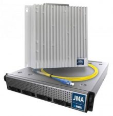 JMA Private Wireless XRAN™ CellHub radio system.