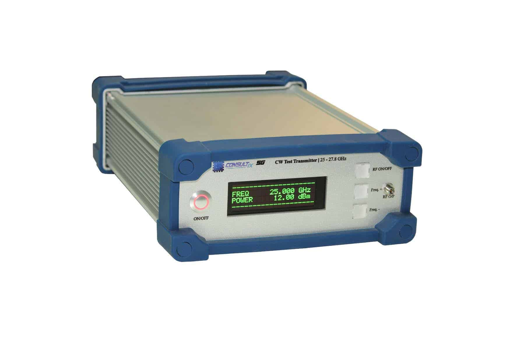 Consultix 5G CW Transmitter