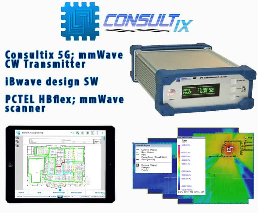 5G Indoor Planning Case Study by iBwave & Consultix
