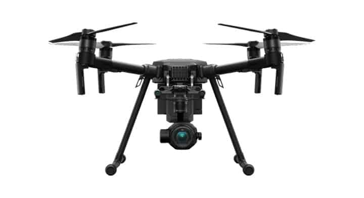 DJI Matrice 200 V2 gap wireless