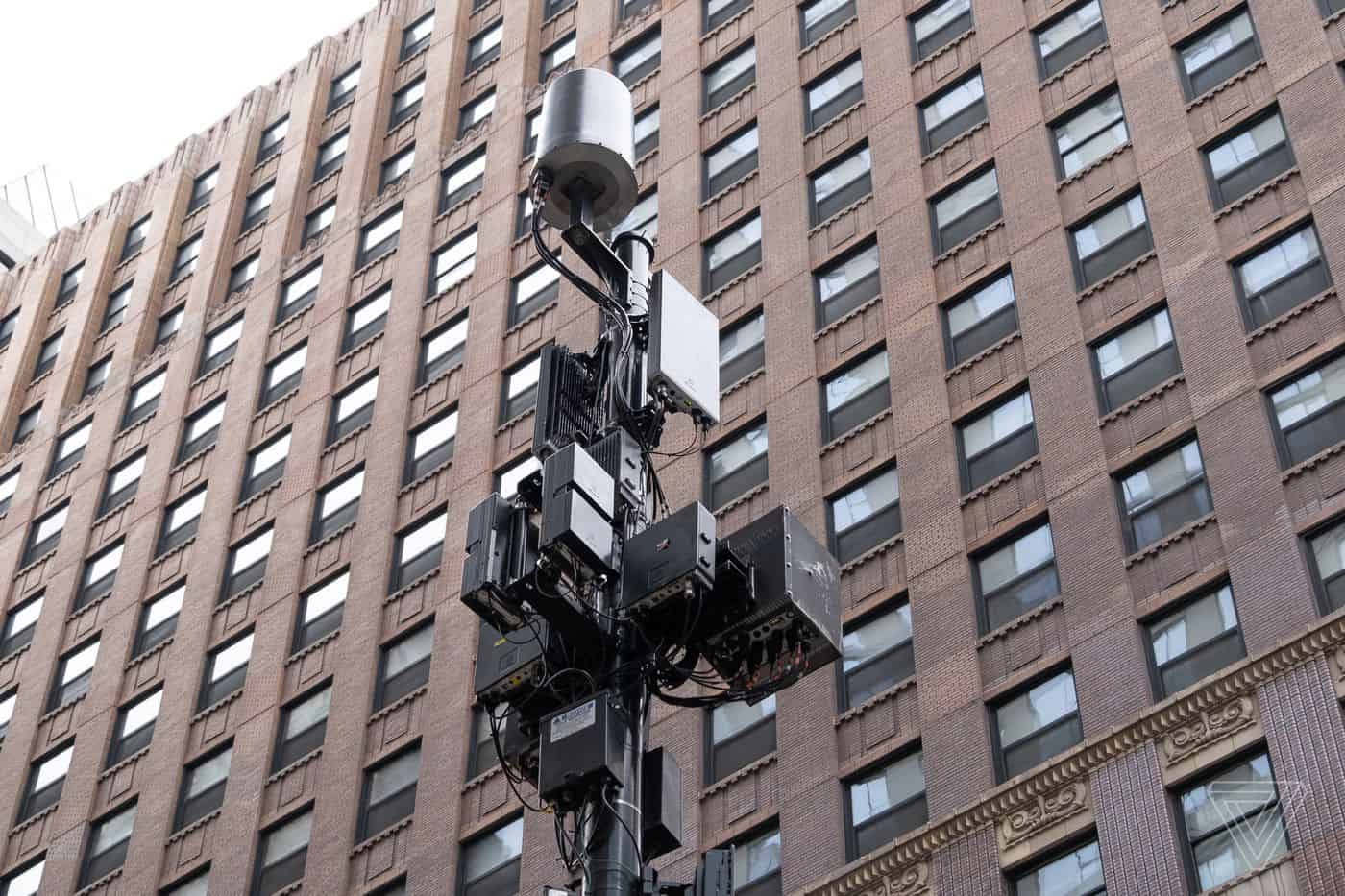 Is it dangerous to live near cell tower? Cell tower in city