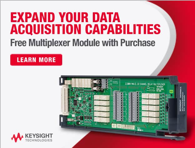 Expand Your Data Acquisition Capabilities Promo