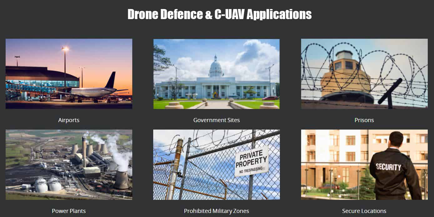 Drone-Defence-C-UAS Applications in Canada