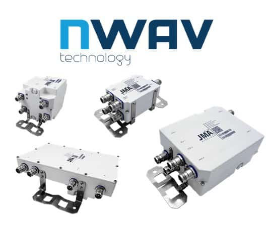 JMA Wireless NWAV filters