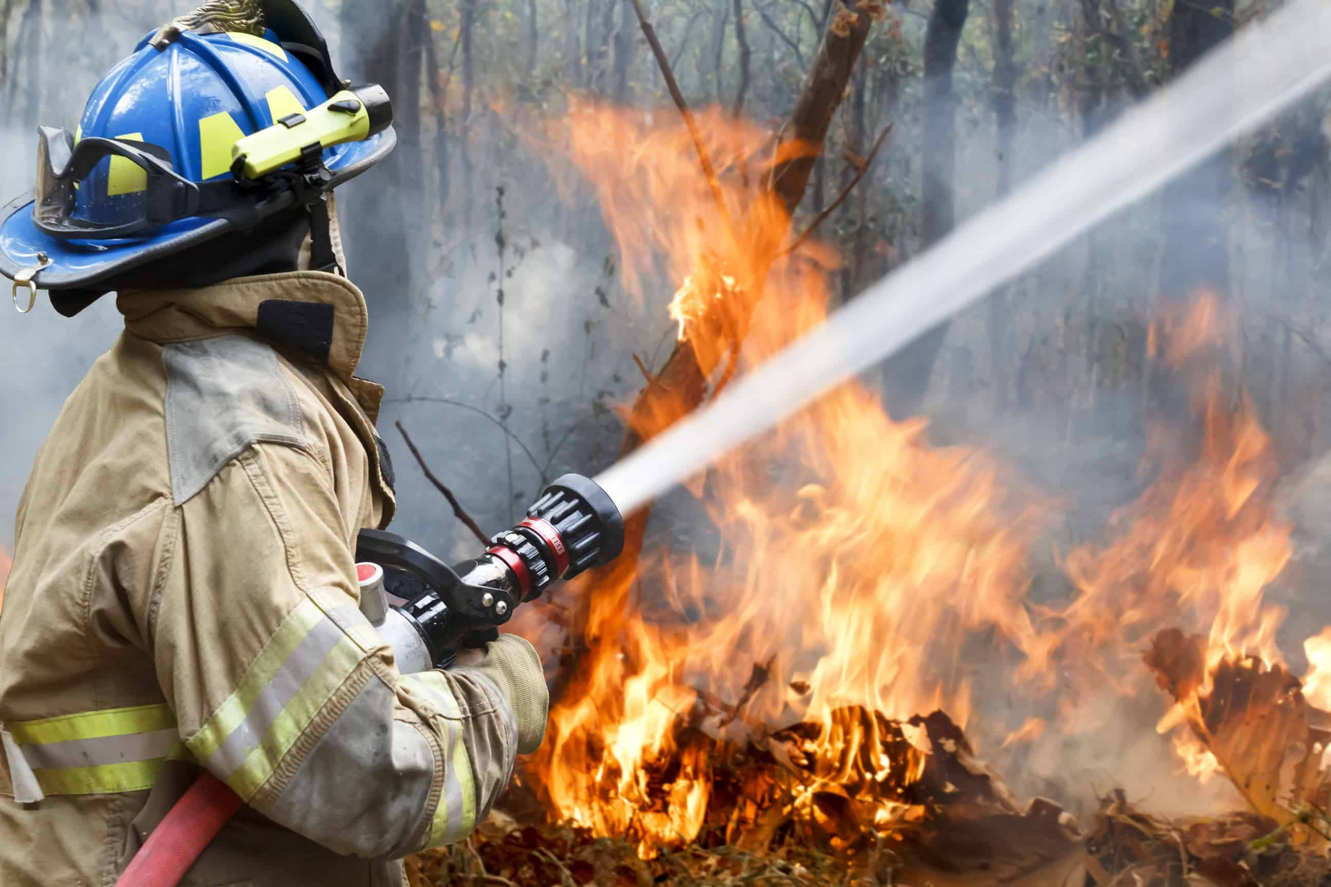 UAV solutions for Firefighters Gap Wireless