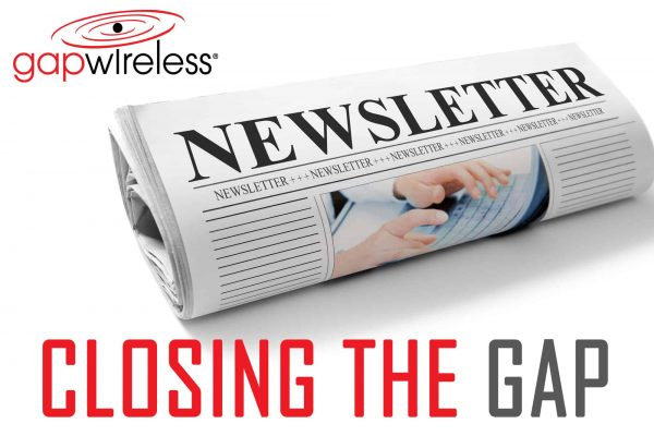 Gap Wireless Quarterly Newsletter