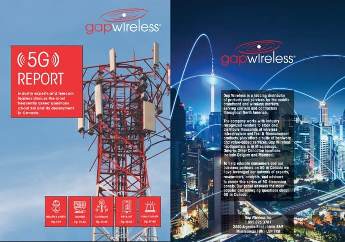 Gap Wireless 5G Report Cover