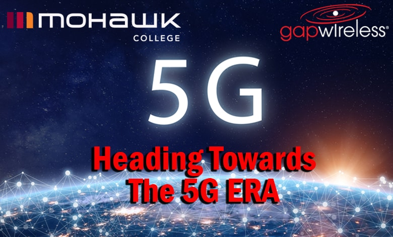 Heading Towards The 5G ERA webinar
