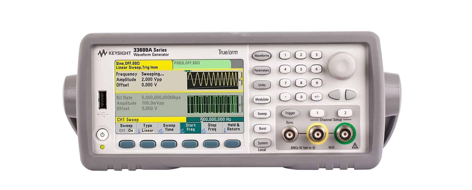 Keysight Function Generators