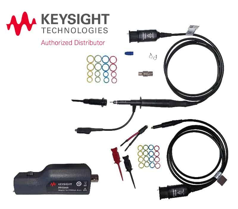 Keysight Hi-Z+ Passive Probing System PP0001A, PP0002A, PP0003A and related accessories