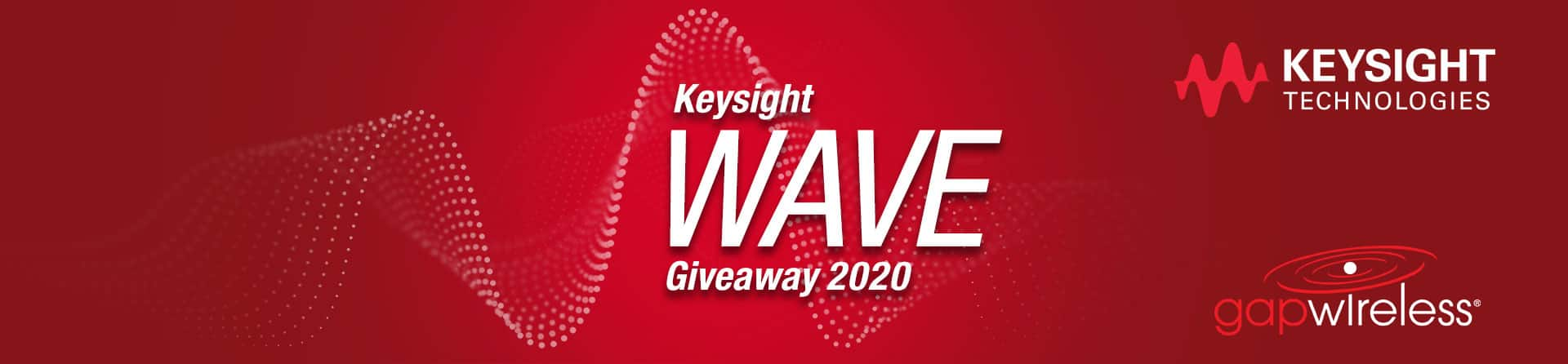 Keysight Wave Giveaway 2020