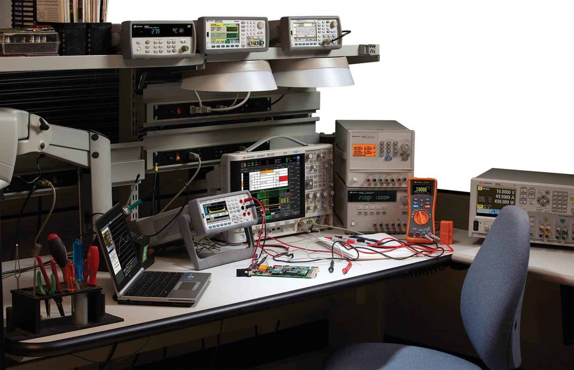 keysight-bench products available at gap wireless
