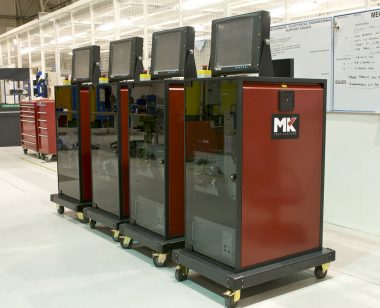 MK Test Systems automatic electrical test systems for OEMs and MROs within aerospace, rail and many other industries