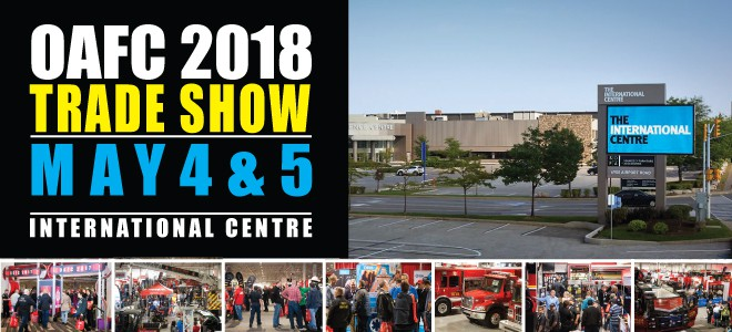 OAFC 2018 Trade Show Unmanned Aerial Vehicles