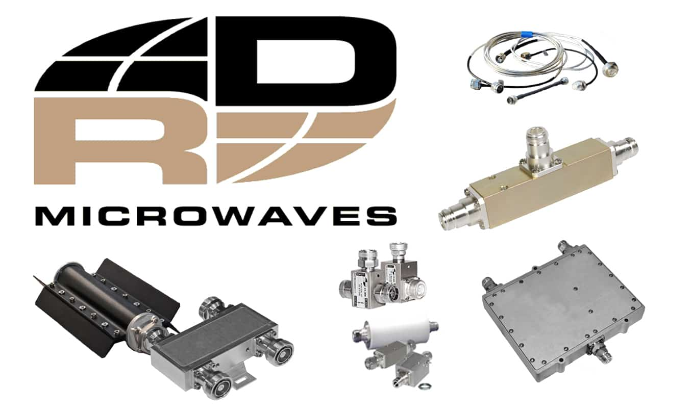 RD Microwaves Products 2020