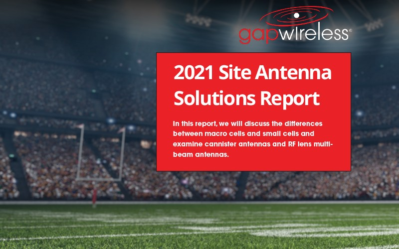 Site Antenna solutions report blog post