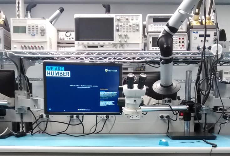 Test and Measurement Equipment for Labs