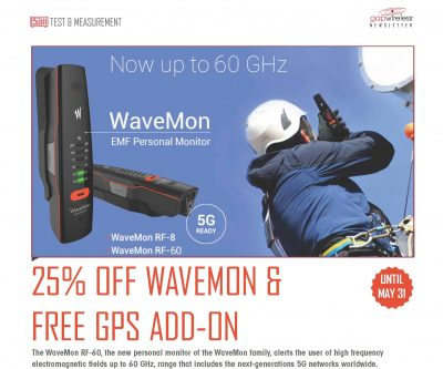 Wavecontrol Wavemon 25% Off & Free GPS Add-On Extended Until May 31
