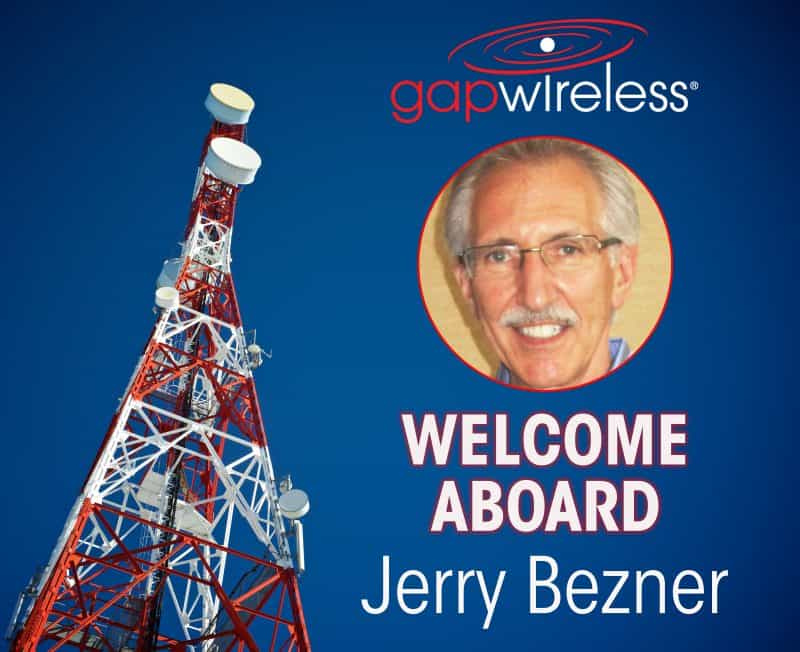 Welcome Aboard Jerry bezner