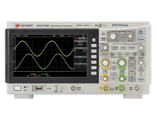 dsox1102G Keysight Technologies Oscilloscope