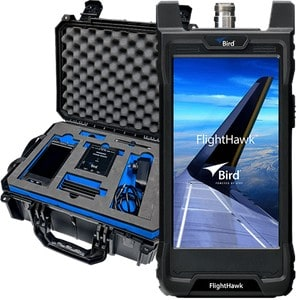 BIRD FH-AV-KIT FLIGHTHAWK AVIATION RF CABLE & ANTENNA ANALYZER KIT