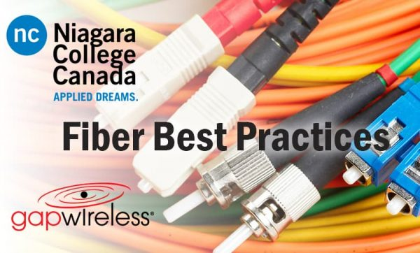 FiberBest Practices Presented byNiagaraCollege