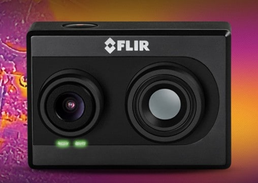 Small Unmanned Aerial Systems flir-easy-camera gap wireless