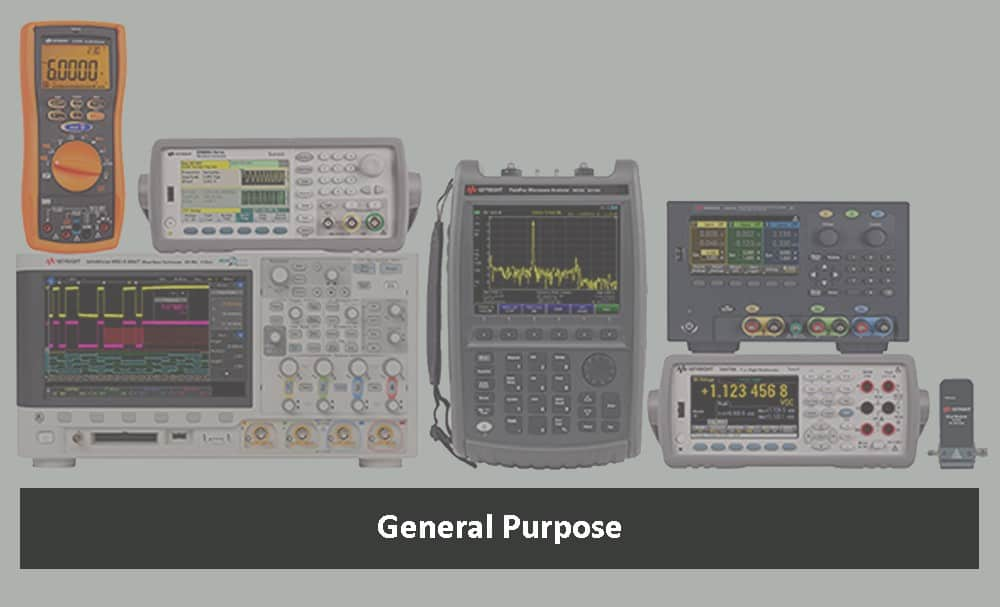 general purpose Keysight Test & Measurement Tools available at Gap Wireless