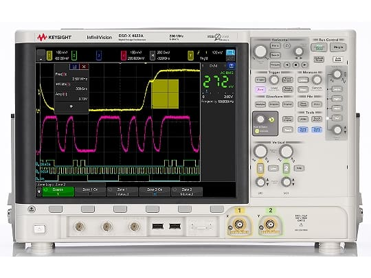 keysight DSOX4022A Oscilloscope 200 MHz available for purchase at gap wireless