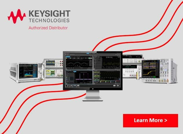 keysight technologies rf bench products