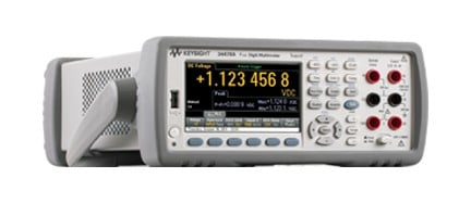 keysight frequency counters