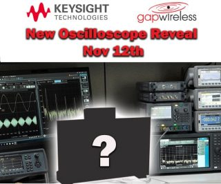 Keysight New Oscilloscope Reveal Nov 12