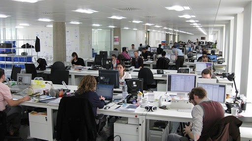 5g coverage in large office