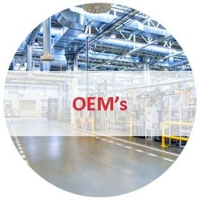 oems test and measurement
