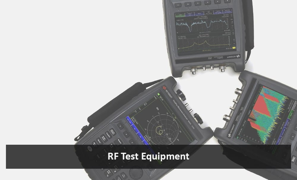 rf-test-equipment available at Gap Wireless
