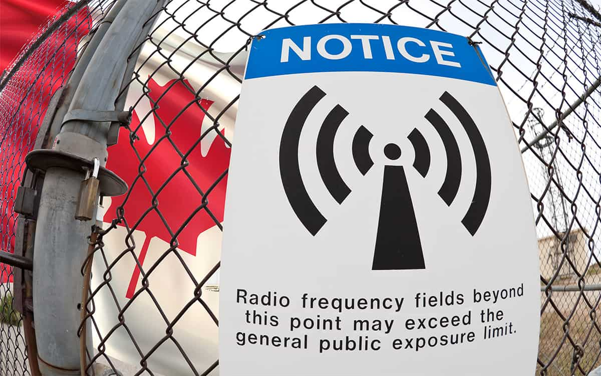 Safety Code 6 RF in Canada