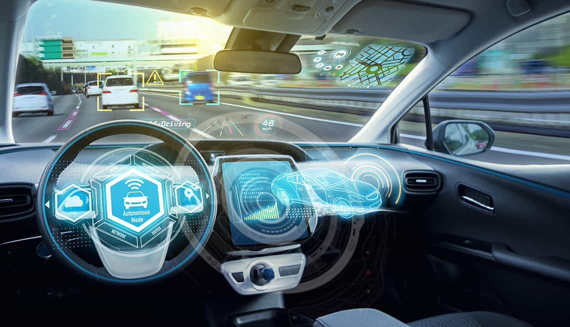 5G, autonomous driving and IoT cars