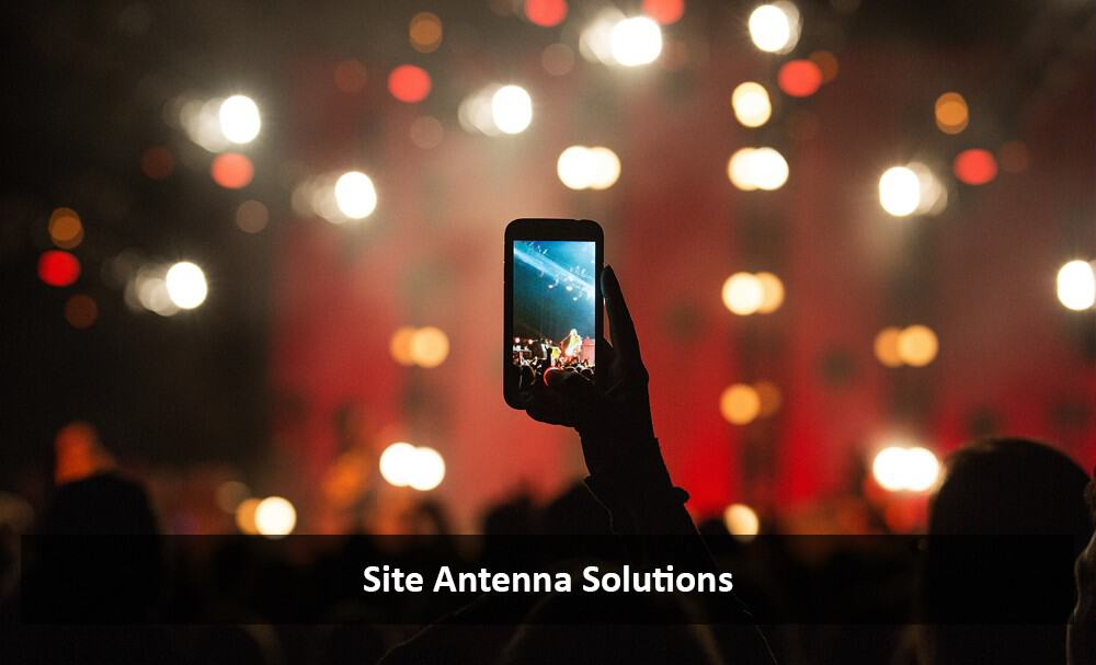 Site Antenna Solutions at Gap Wireless